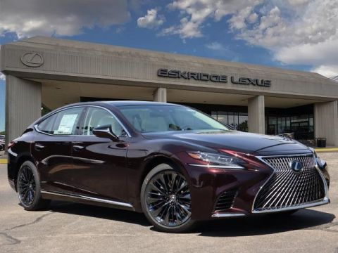 New 2020 Lexus LS 500 Base